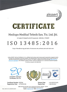 ISO 13485:2016